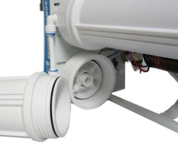 Retec Osmoseanlage direct flow ohne Tank, Osmoseanlage 600 GPD Ultimate PLUS PRO PROFI EDITION 2018 direct flow kein Tank nötig Umkehrosmosewasserfilter Wasserfilter Trinkwasser Umkehrosmose Reverse Osmosis - 5