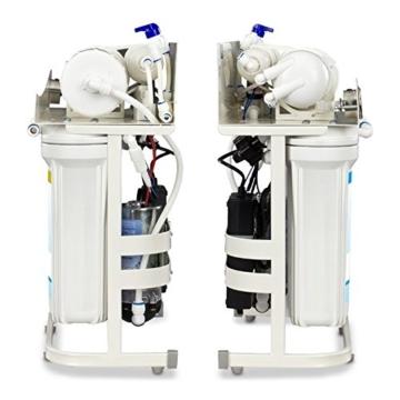 RDL Group Ultimate Plus Superflow | Umkehrosmose Wasserfilter 600 GPD Membrane und Hochleistungspumpe | Kraftpaket ohne Tank | Directflow Osmoseanlage | Bis zu 1600 ml Osmosewasser pro Minute - 3