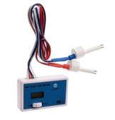 HM Digital Messgerät DM-1Inline-Dual TDS-Monitor-Messgerät, 0-9990ppm (0-0,999%), -2% Anzeige-Genauigkeit - 1