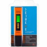 Measury EC Meter Tester TDS Messgerät für Osmoseanlage, Aquarium und Trinkwasser, Leitwertmessgerät mit Thermometer, Leitfähigkeitsmessgerät - 1