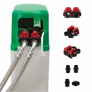 Meter Wasserenthärter AS800 von Water2Buy   Hartwasseraufbereitungssystem   Ultra-leises automatisches Gerät zur 100% igen Beseitigung von Kalkablagerungen   Entwickelt für alle Salzarten - 7