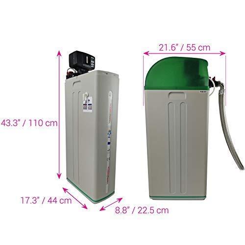 Wasserenthärter Water2Buy AS800 - Meter Wasserenthärter AS800 von Water2Buy   Hartwasseraufbereitungssystem   Ultra-leises automatisches Gerät zur 100% igen Beseitigung von Kalkablagerungen   Entwickelt für alle Salzarten - 8