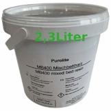 Purolite 2,3L Mischbettharz MB 400 Vollentsalzer Ionenaustauscherharz, Neuware - 1