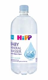 Hipp Baby-Mineralwasser, 6er Pack (6 x 1 l) - 1